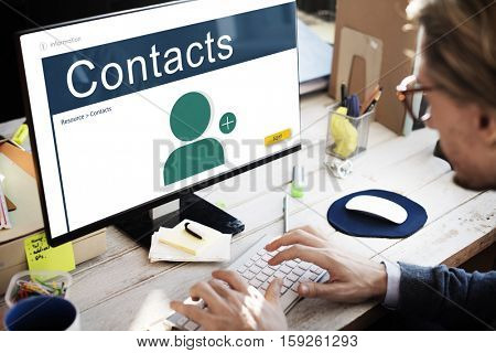 Business Website User Contact Us