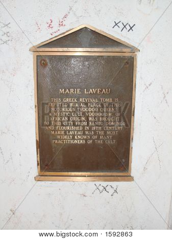 Marie Laveau