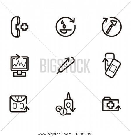 exklusive Reihe von Pfeil-Symbole. Überprüfen Sie mein Portfolio für viel mehr von dieser Serie als auch für tausend