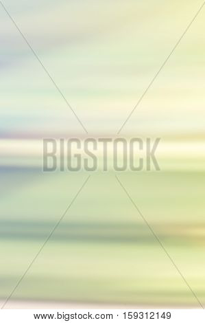 Blurred Abstract Background. Green Lines.