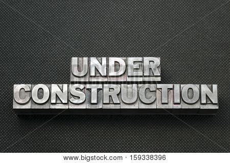Under Construction Bm