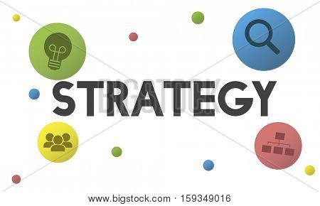 Strategy Creative Process Marketing Development Concept
