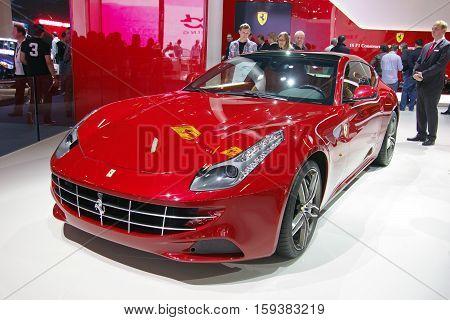 Ferrari Novitec Rosso F12 Berlinetta N-largo