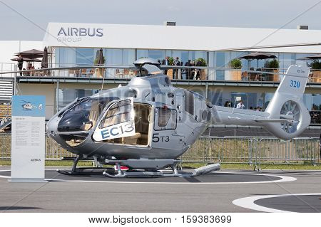 Light Utility Helicopter Eurocopter Ec135 T2