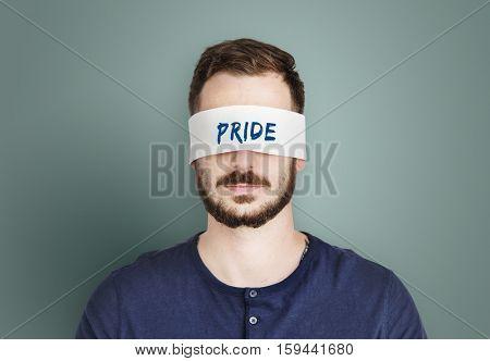 Pride Ego Delight Honor Concept