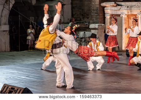 21-st International Festival In Plovdiv, Bulgaria