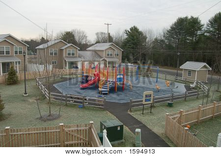 Beyond My Backyard Playground