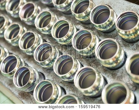 Steel Pipe Coating With Zinc