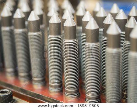 Automotive Parts High Precision Stud Bolt