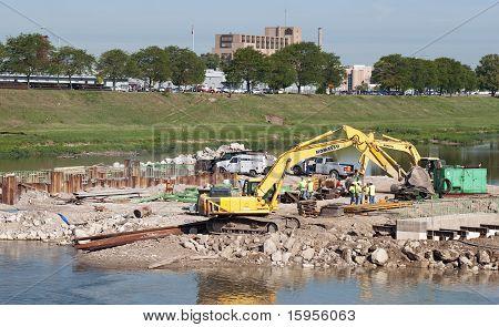 Bridge Construction Crew