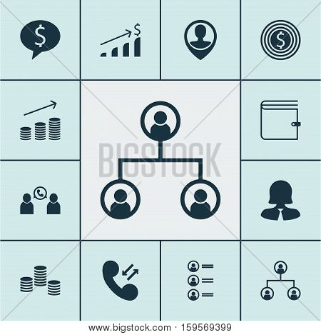 Set Of Hr Icons On Job Applicants, Business Woman And Money Topics. Editable Vector Illustration. Includes Conference, List, Applicants And More Vector Icons.