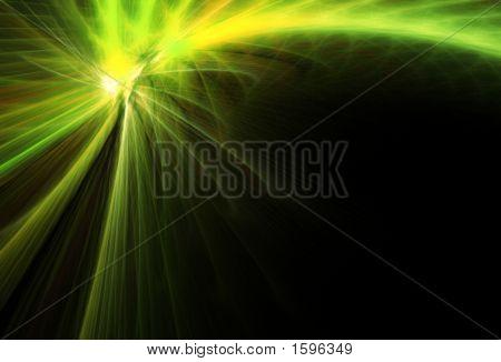 Green Comet