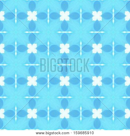 A completely seamless pattern that will tile across the background area of your design.