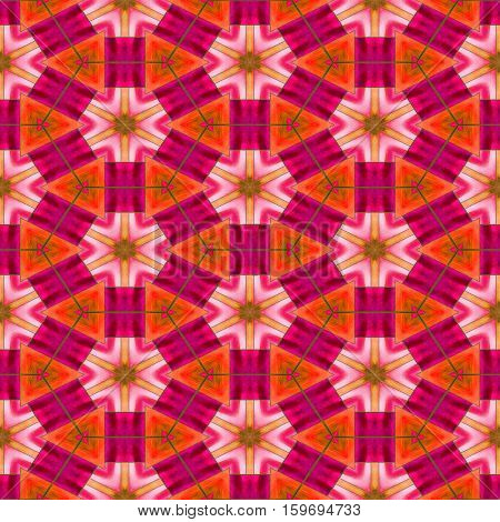 A completely seamless pattern that can be tiled across the background area of your design.