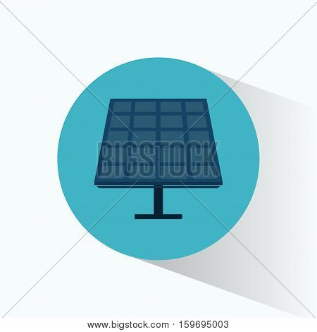 solar energy panel source alternative vector illustration eps 10