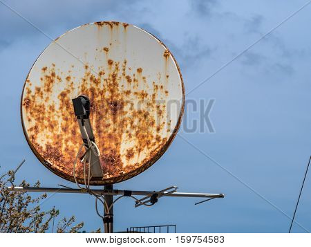 antenna for tv reception