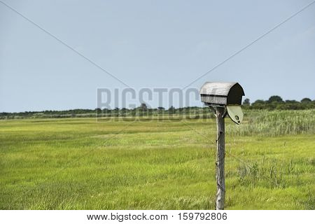 Mailbox and fields