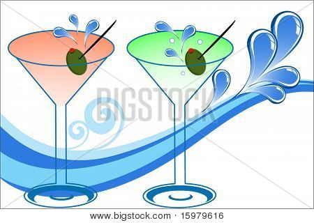 martini drinks