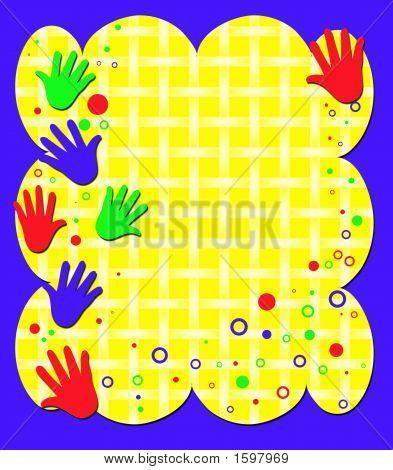 Hands Blue