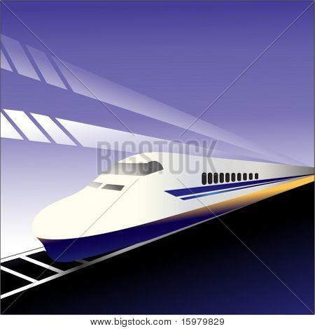Fast train 1