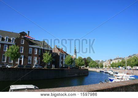 Middelburg In Holland