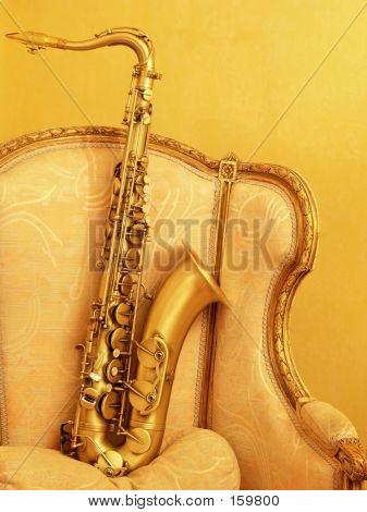 Armchair Sax