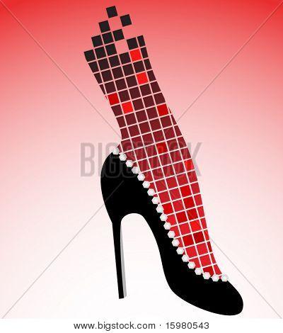 Fashion shoe 1