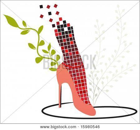 Fashion shoe 3