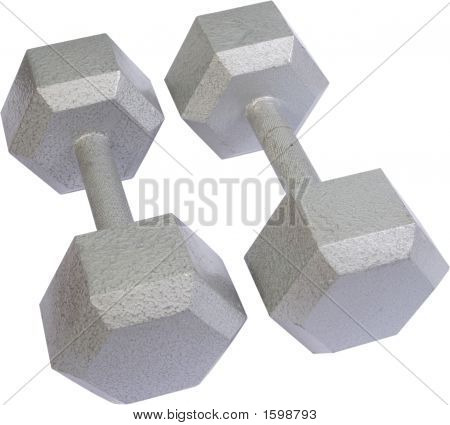 Isolated Free Weights