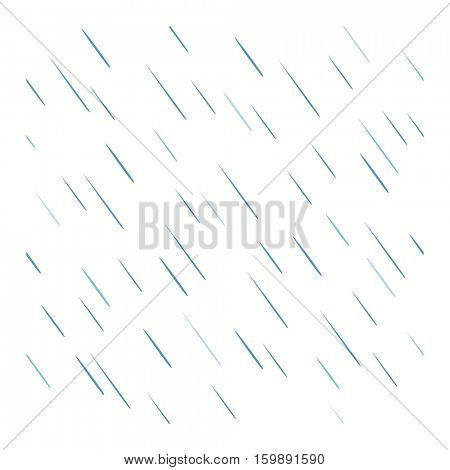 Rain drops pattern vector