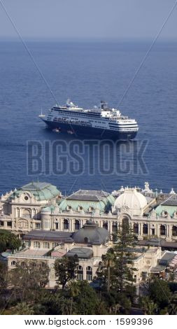 Cruiseship And Casino