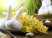 picture of thai massage  - Spa Thai Massage - JPG