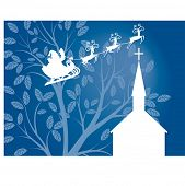 foto of tabernacle  - The meaning of Christmas Santa and Church - JPG