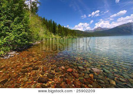 Kintla Lake - Glacier Park
