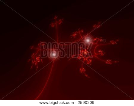 Fractual Red Universe