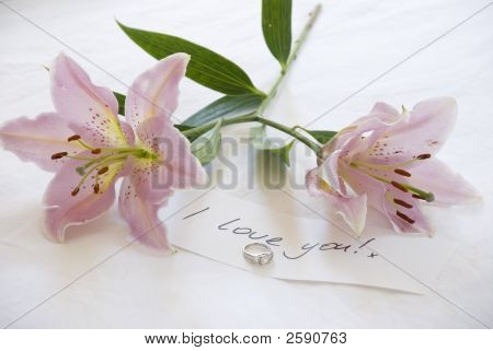 Lillies And Love