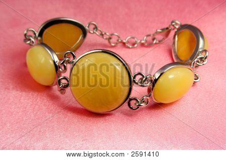Jewelry Amber Bracelet