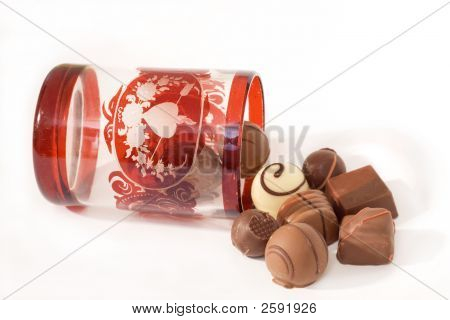 Glass  Chocolates