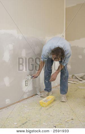 Repairing Sheetrock