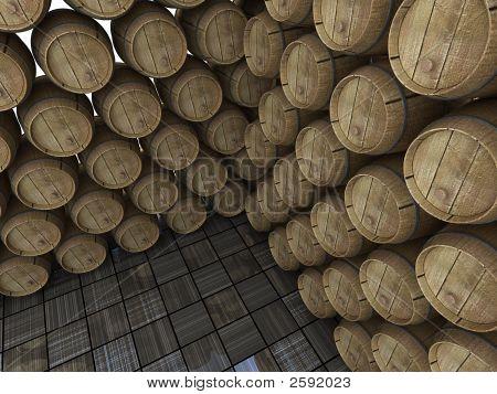 Stack Barrel.