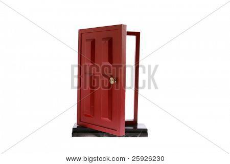 when is a door not a door? when its