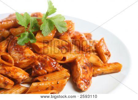 Pasta & Chicken