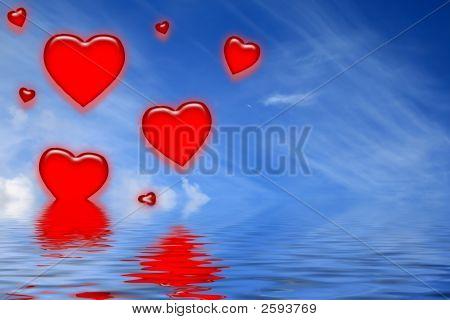 Hearts On Sky