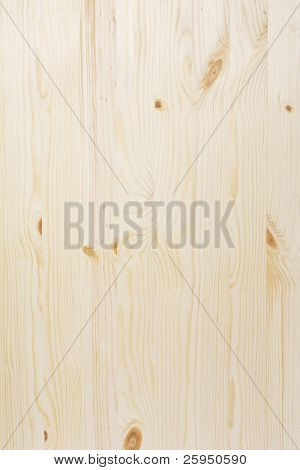 Edge-glued pine wood panel background texture