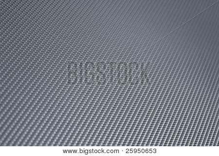 Background image: bumpy aluminum, short depth-of-field
