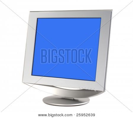 Flat Screen LCD Compact Computer Monitor