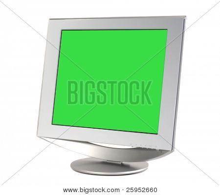 Flat Screen LCD Compact Computer Monitor