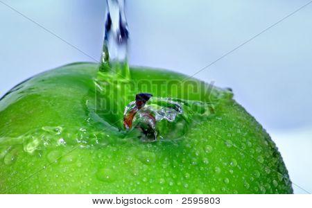 Green Apple Textures