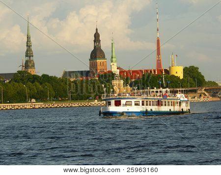 Riga is capital city of Latvia.