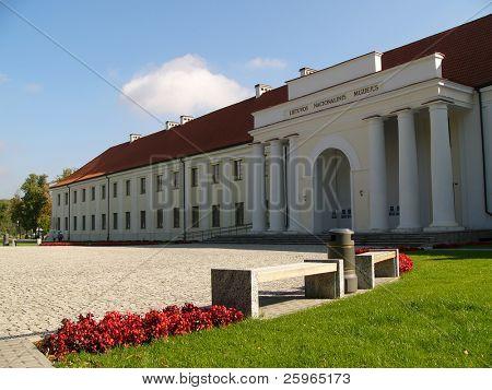 Vilnus national museum